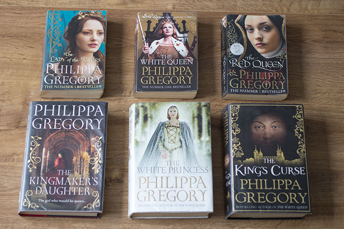 The Cousins' War by Philippa Gregory