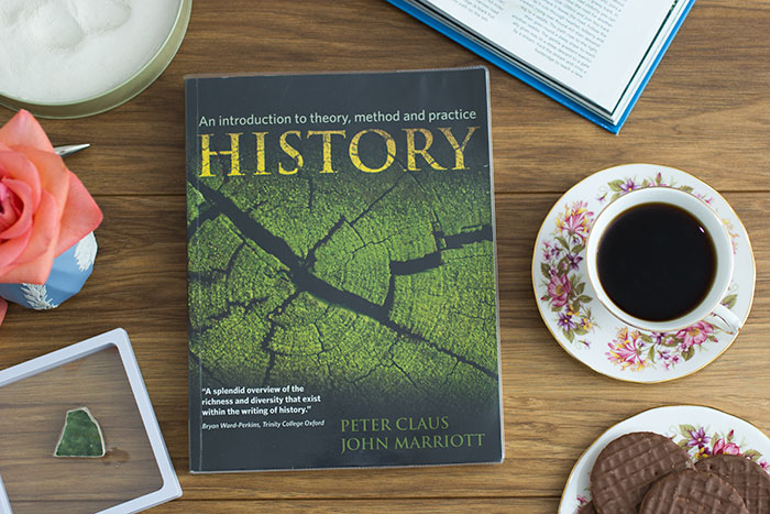History by Peter Claus and John Marriott