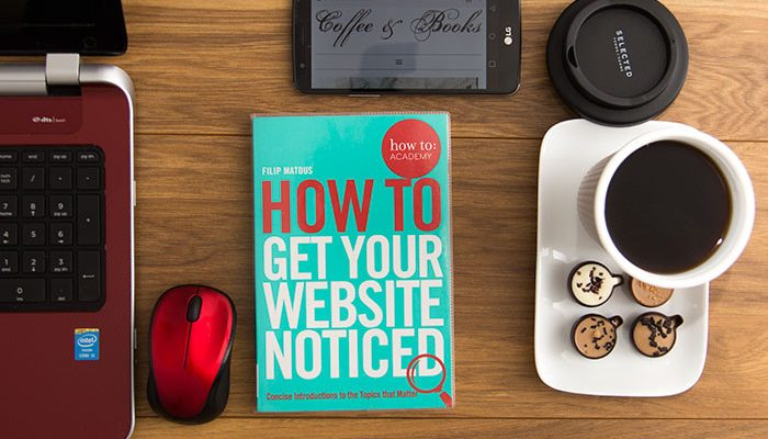 How To: Get Your Website Noticed by Filip Matous