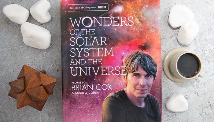 Wonders of the Solar System and the Universe by Brian Cox