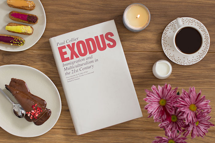 Exodus: immigration and multiculturalism in the 21st century by Paul Collier