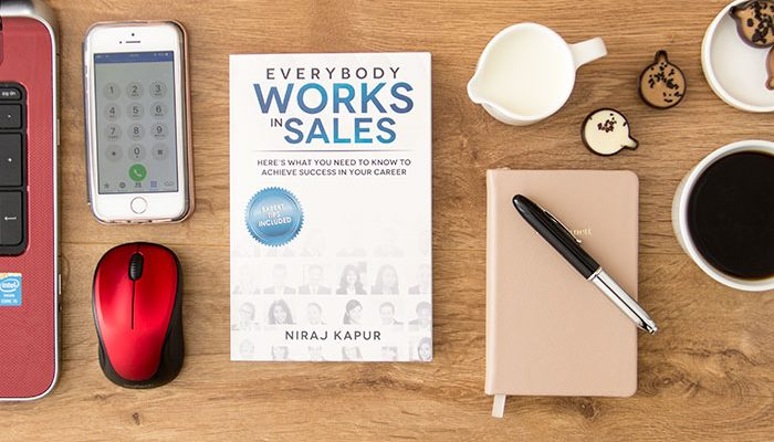Everybody Works In Sale by Niraj Kapur