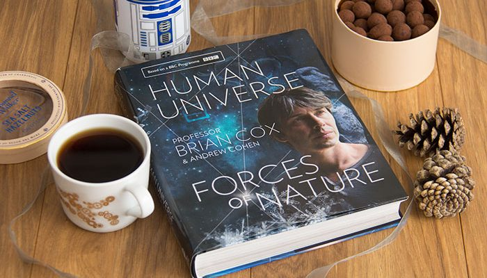 Human Universe and Forces of Nature by Brian Cox