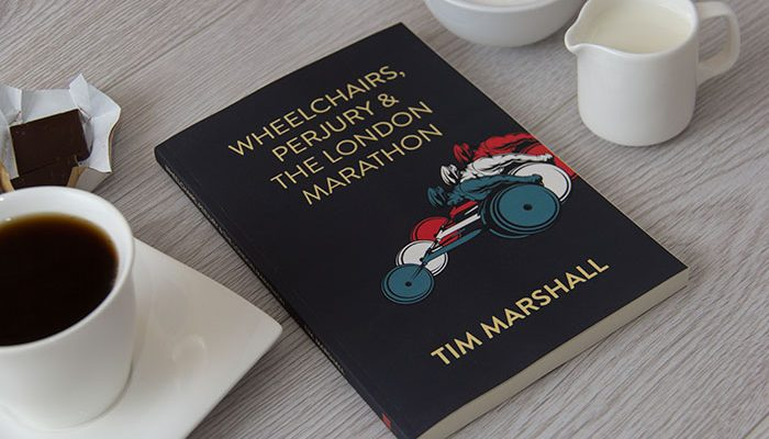 Wheelchairs, Perjury & The London Marathon by Tim Marshall