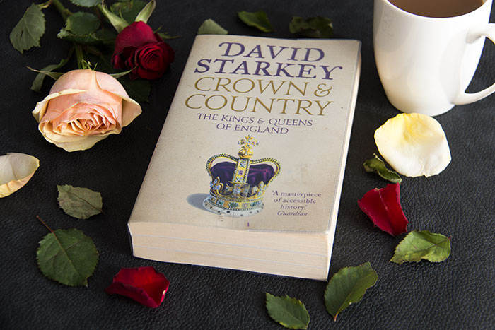 Crown and Country by David Starkey. The Kings and Queens of England A History