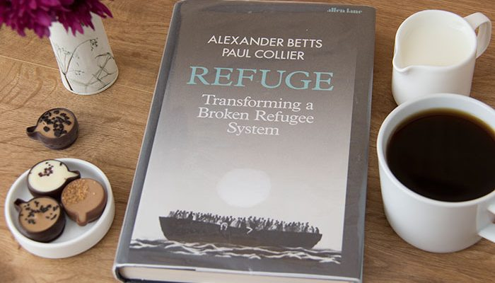 Refuge Transforming a Broken Refugee System by Alexander Betts, Paul Collier