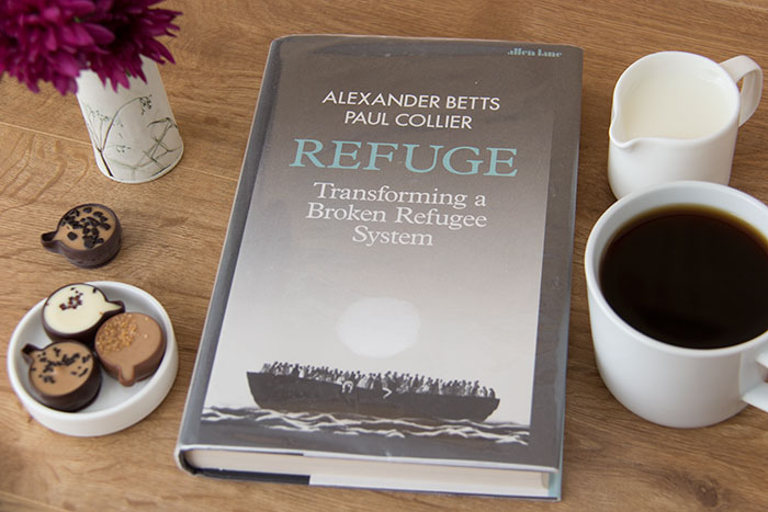 Refuge: Transforming a Broken Refugee System by Alexander Betts, Paul Collier