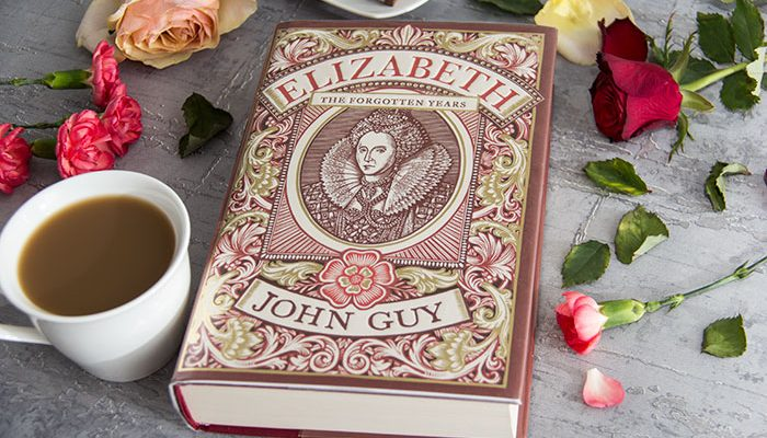Elizabeth: the forgotten years by John Guy