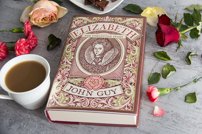 Elizabeth the forgotten years by John Guy