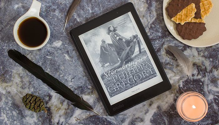 Stormbringer by Philippa Gregory