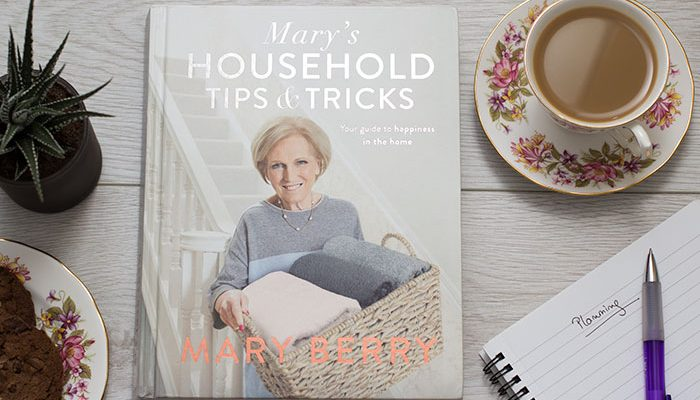 Mary's household tips & tricks by Mary Berry