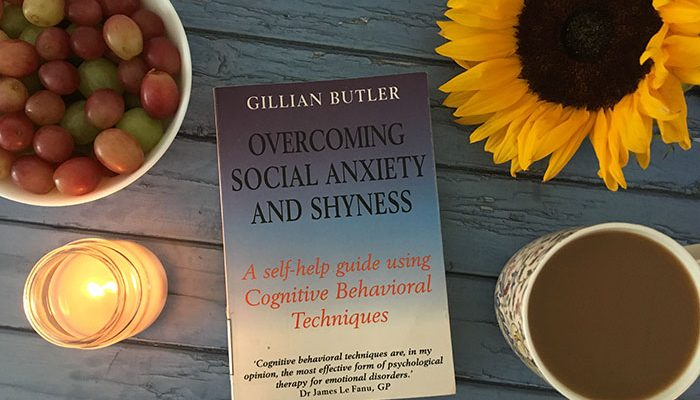 Overcoming Social Anxiety and Shyness by Gillian Butler