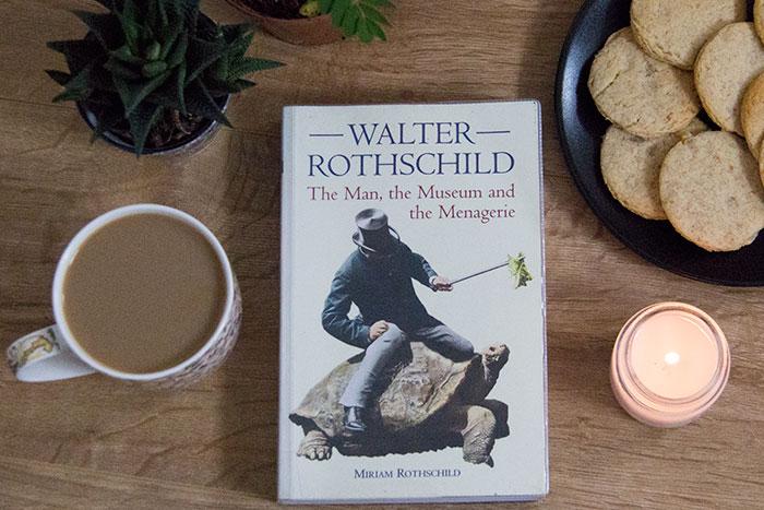 Walter Rothschild by Miriam Rothschild