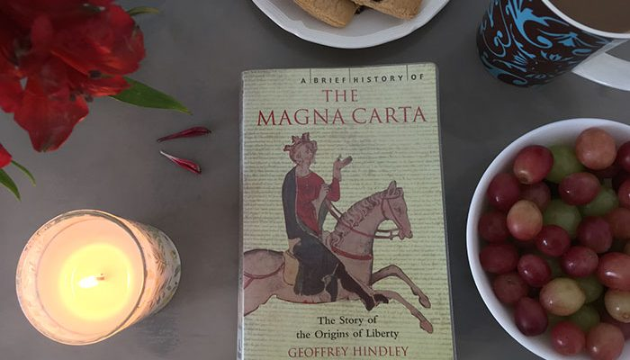 A Brief History of the Magna Carta by Geoffrey Hindley