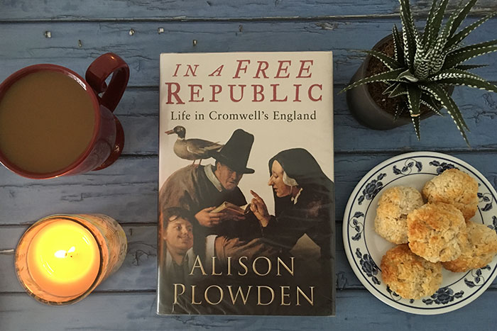 In a Free Republic by Alison Plowden