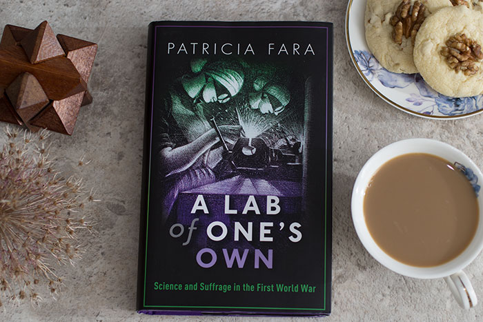 A Lab of One's Own by Patricia Fara