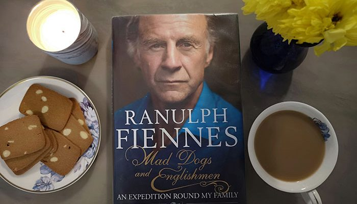 Mad Dogs And Englishmen by Ranulph Fiennes