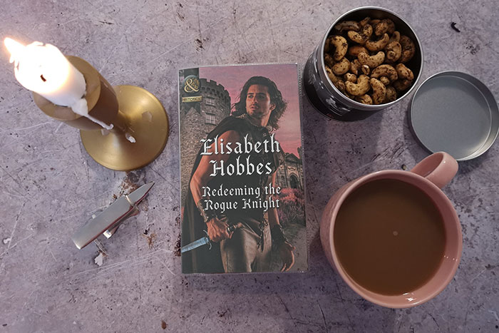 Redeeming the Rogue Knight by Elisabeth Hobbes