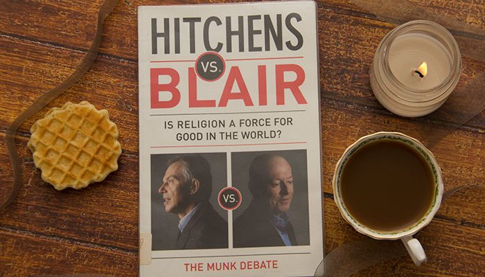 Hitchens vs. Blair – The Munk Debates