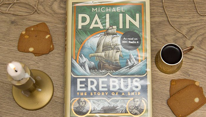 Erebus by Michael Palin