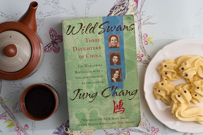 Wild Swans Three Daughters of China by Jung Chang