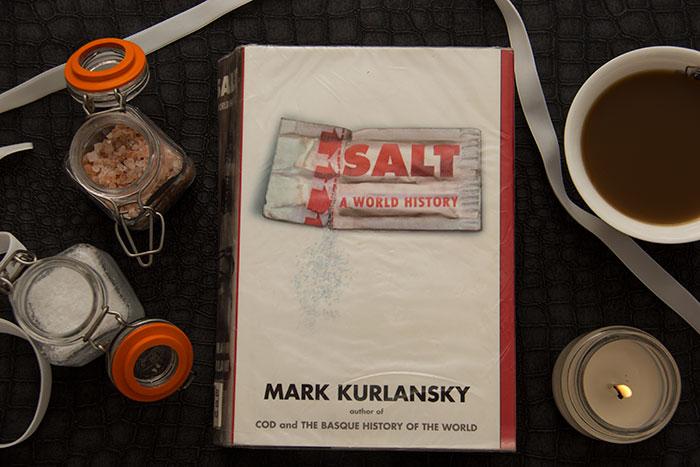 Salt A World History by Mark Kurlansky