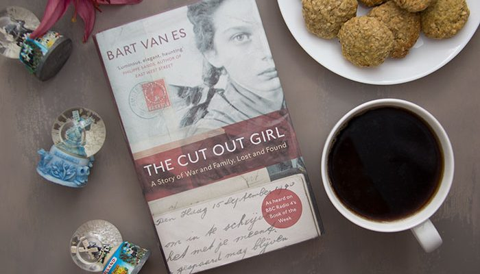 The Cut Out Girl by Bart van Es