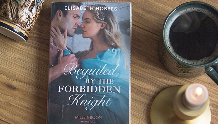 Beguiled by the Forbidden Knight by Elisabeth Hobbes