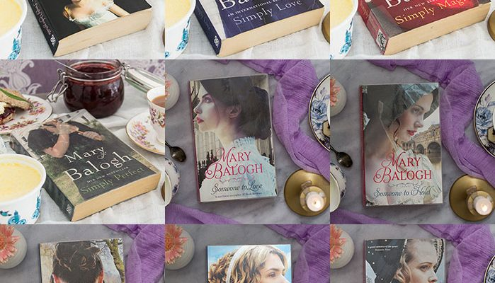 Regency Novels by Mary Balogh