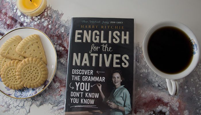 English for the natives by Harry Ritchie