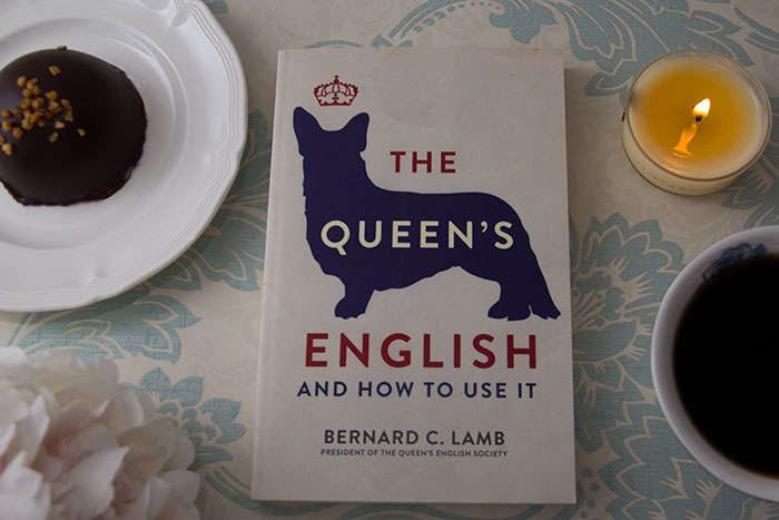 The Queen's English by Bernard C. Lamb