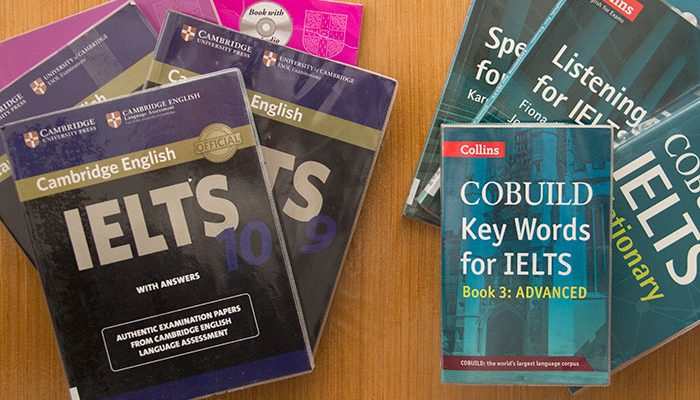 Books for IELTS