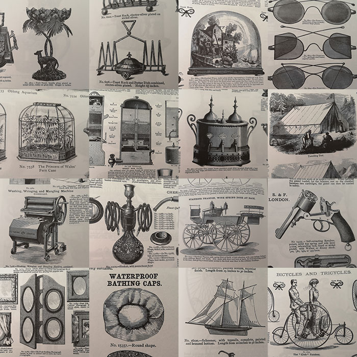 0152 The Victorian Catalogue by Dorothy Bosomworth