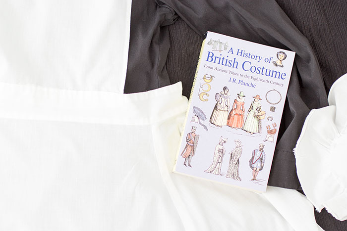 History Of British Costume by James Robinson Planché