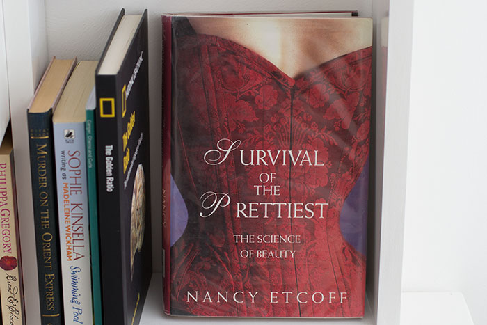 Survival of the Prettiest – The science of Beauty by Nancy Etcoff