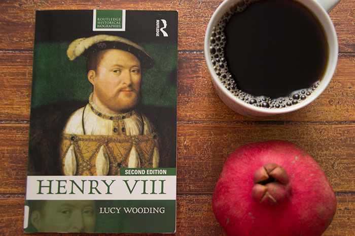 Henry VIII by Lucy Wooding