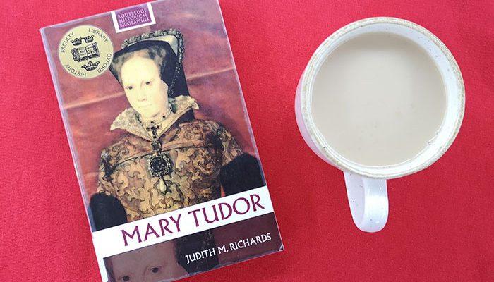 Mary Tudor by Judith Richards