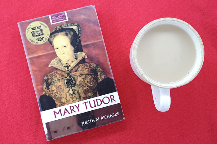 Mary Tudor by Judith Richards