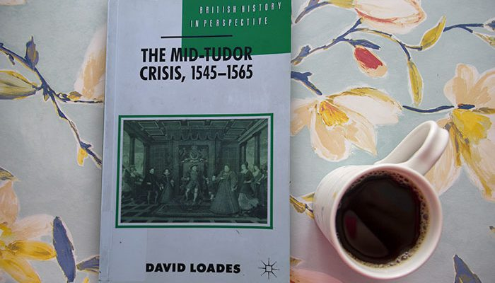 The Mid-Tudor Crisis by David Loades