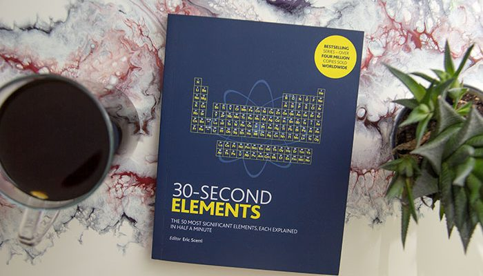 30-Second Elements by Eric Scerri