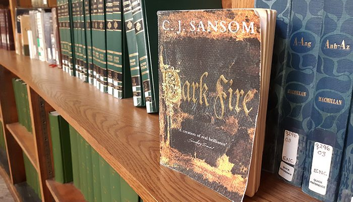 Dark Fire by C. J. Sansom