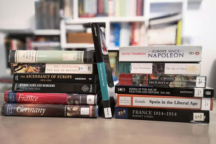 European History 1815-1914
