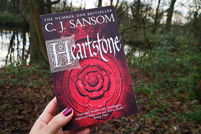 Heartstone by C. J. Sansom