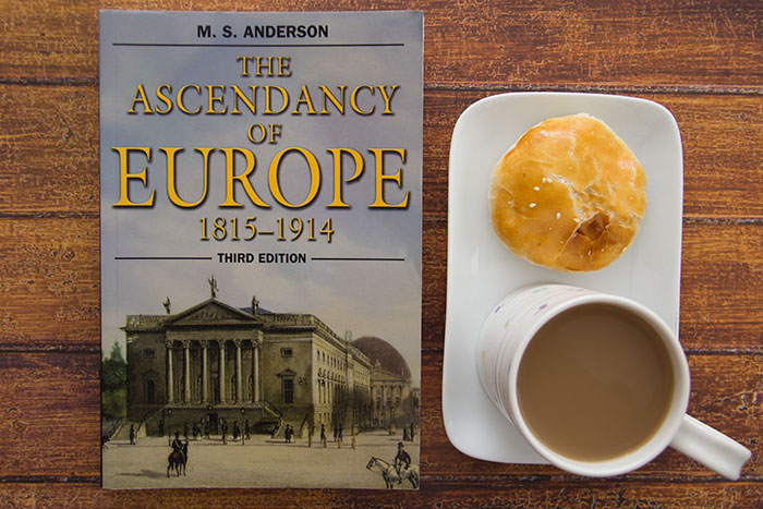 The Ascendancy of Europe by Matthew Anderson