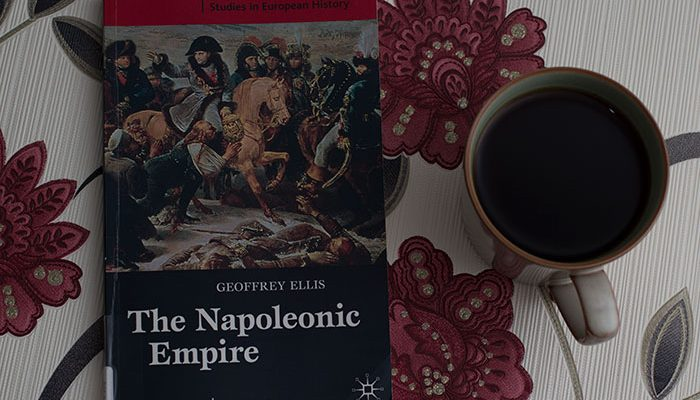 The Napoleonic Empire by Geoffrey James Ellis