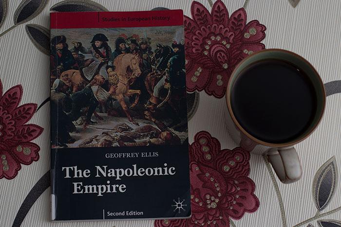 The Napoleonic Empire by Geoffrey James Ellis