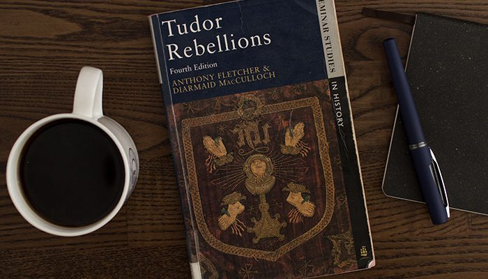 Tudor Rebellions by Anthony Fletcher