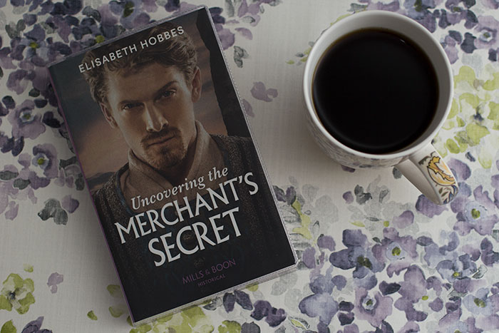 Uncovering The Merchant's Secret by Elisabeth Hobbes