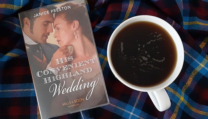His Convenient Highland Wedding by Janice Preston