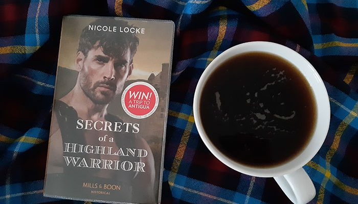 Secrets of a Highland Warrior by Nicole Locke